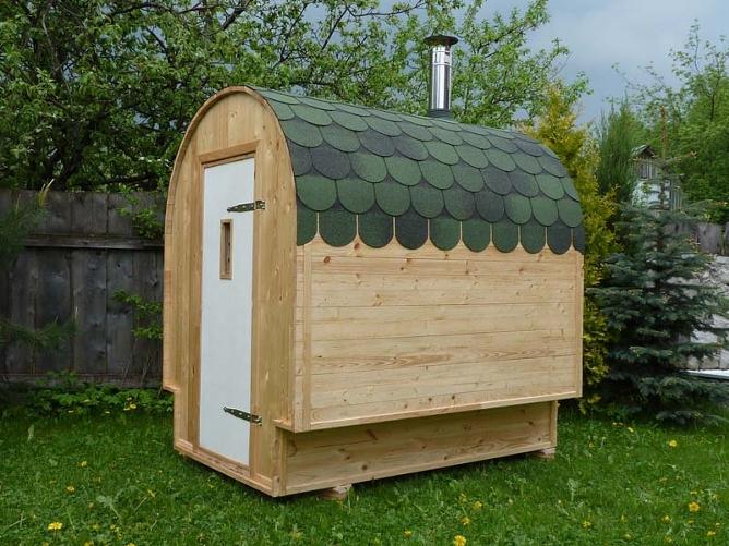 Как построить баню на даче своими руками из кирпича